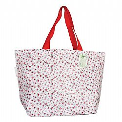 Τσάντα με Λουλούδια Large La Petite Rose Shopping Bag, Rex