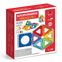 Magformers Βασική Σειρά με Κύκλο 14 τεμαχίων