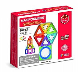 Magformers Βασική Σειρά με Κύκλο 26 τεμαχίων
