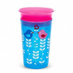 Κύπελλα νερού Miricle Deco Sippy (blue bird)