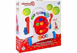 BABY WALKER L/S/MUSIC WHEELS BLOCK