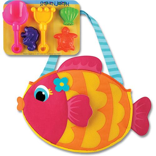 e4c0779948 Τσάντα Θαλάσσης Ψάρι της Stephen Joseph